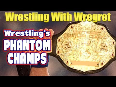 """A History of Wrestling's """"Phantom Champions"""" 