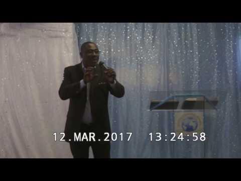 CELEBRATION SERVICE, 12TH MARCH 2017