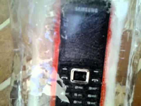 Samsung Freezer feat Samsung B2100