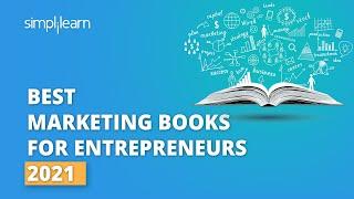 Best Marketing Books For Entrepreneurs 2021   Learn Marketing Skills   #Shorts   Simplilearn