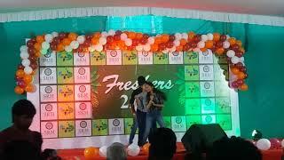 fresher party (2017-2018) video .. of srm university