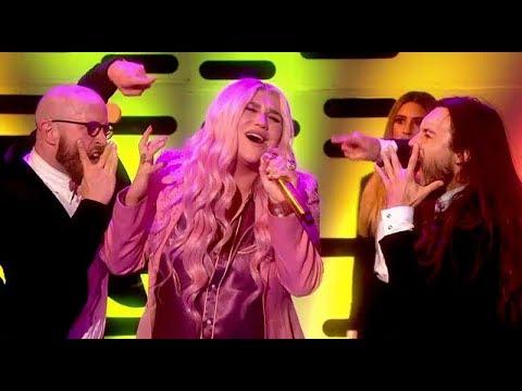 [Legendado] Kesha - Learn To Let Go (Live at Graham Norton Show)