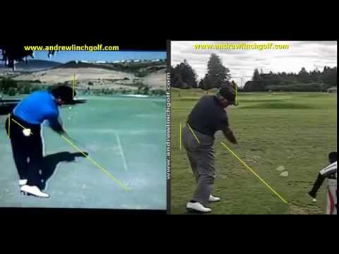 Lee Trevino Swing Analysis and changes he made as he got older