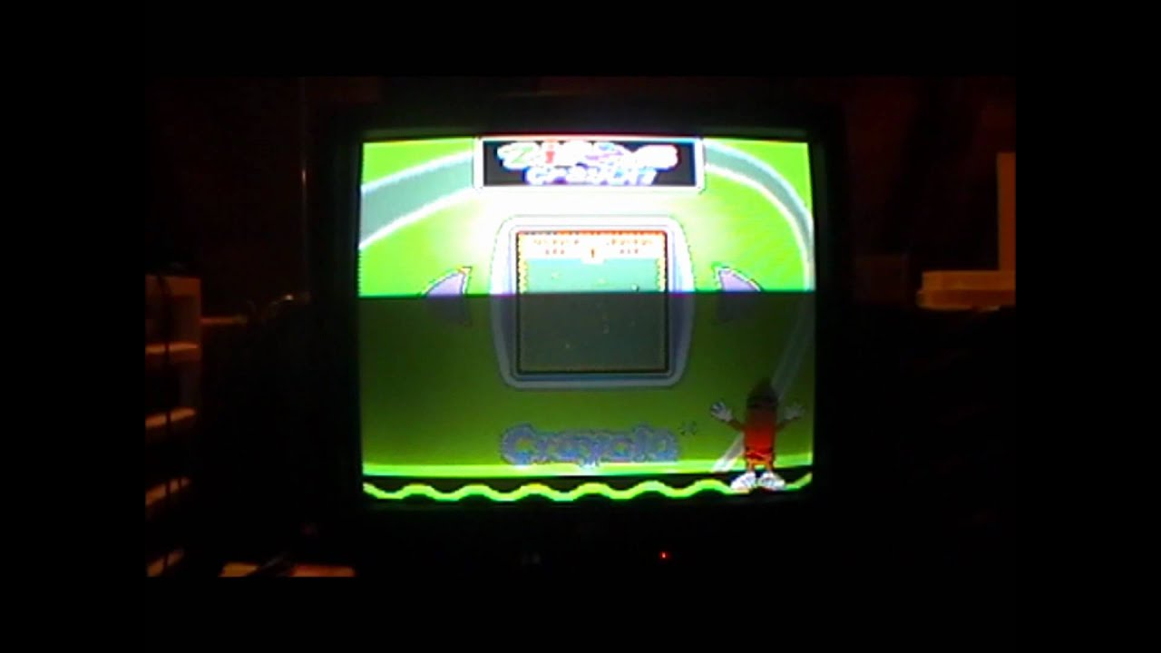 TV Games Reviews #74: Techno Source Crayola My First TV Play System ...