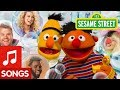 Sesame Street: Celebs Sing Rubber Duckie Song with Bert and Ernie