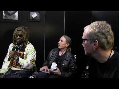 TM Stevens, Steve Bailey and Hugh McDonald!