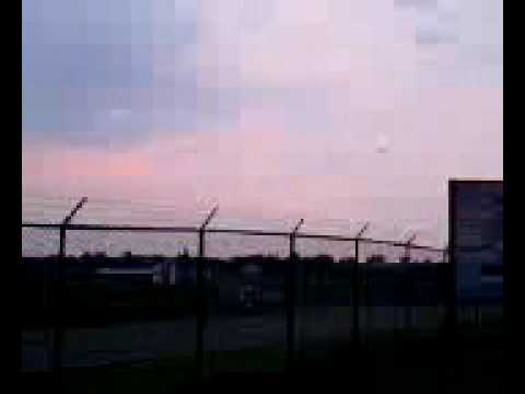 Military Jets over Albany Internation Airport