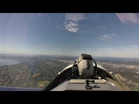 Landing 31R at Boeing Field (KBFI)