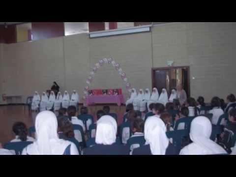 Al Zahra College Hijab Celebration 2013 - YouTube