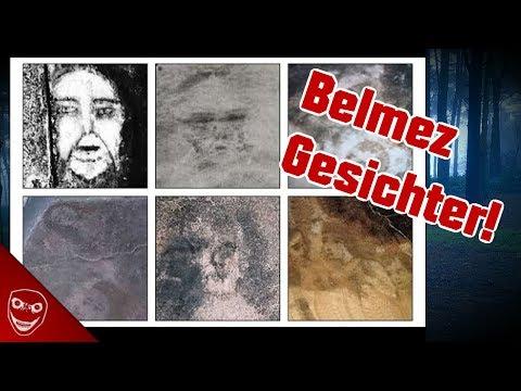 Die gruseligen Gesichter von Belmez! Gruseliges Mysterium!