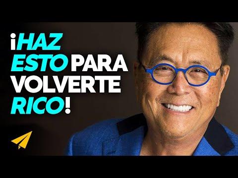 Así Funciona el Dinero   Robert Kiyosaki en Español: 10 Reglas para el éxito
