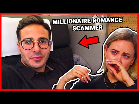 He used his Private Jet to Romance Scam? from YouTube · Duration:  3 minutes 9 seconds