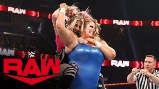 Alexa Bliss vs. Doudrop: Raw, Aug. 9, 2021