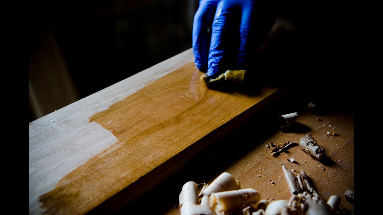 Intro to Finishing Wood in Woodworking - YouTube