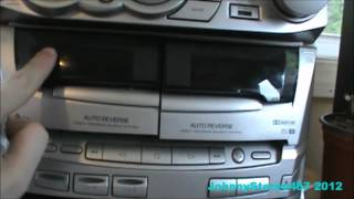 Kenwood XD-A51 Stereo Mini HiFi Component System