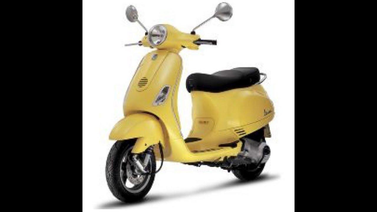 Vespa Lx 125 Lx 150 Service Manual Repair Manual Wiring Diagrams Youtube