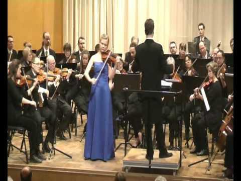 Tchaikovsky, Violin Concerto, mvt 1 (1/2)