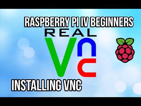 Raspberry Pi - Installing VNC server