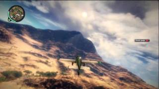 Just Cause 2 Demo - Gameplay + Plane Location