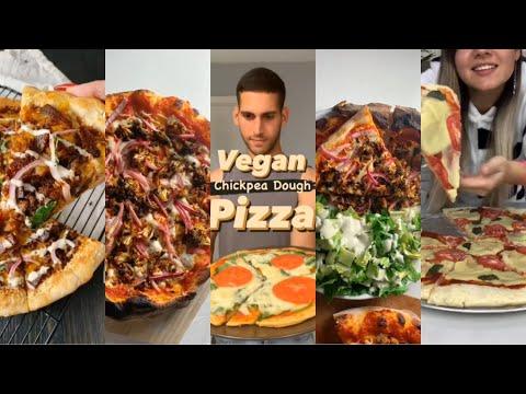 YUMMY Vegan Pizza Recipes – TIKTOK Recipes