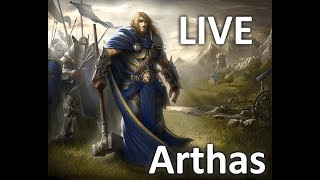 [HearthStone] LIVE Prince Arthas Revenge!