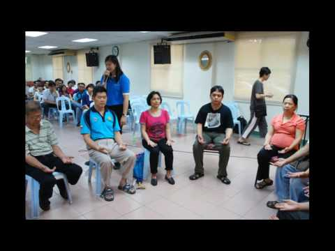 volunteer presentation  MAB