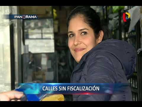 El otro lado del Centro de Lima: desorden sin fiscalización