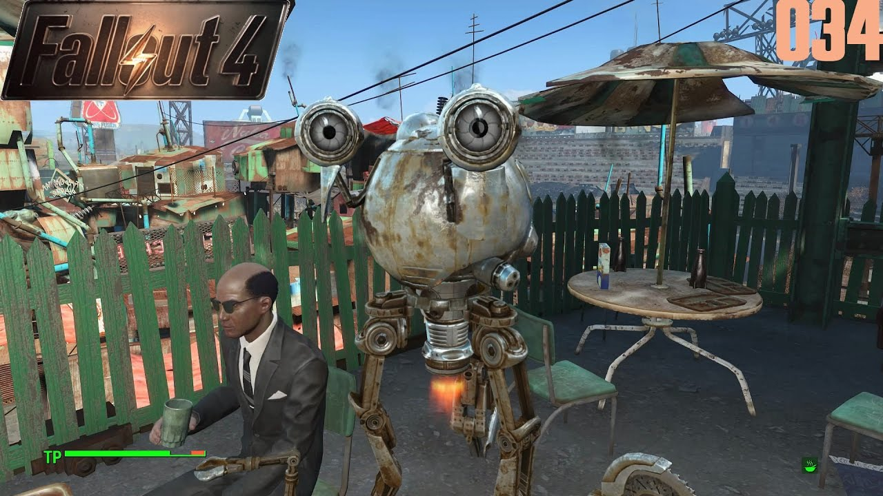 Welche Fraktion Fallout 4
