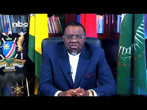 Geingob Says Fishing Quotas Will Be Allocated To All 14 Regions -NBC