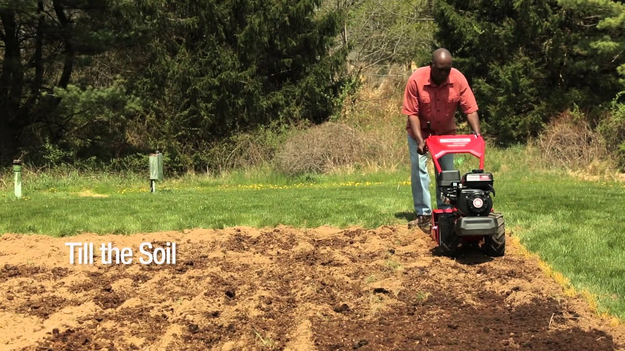 How to Start an Organic Garden Troy Bilt YouTube