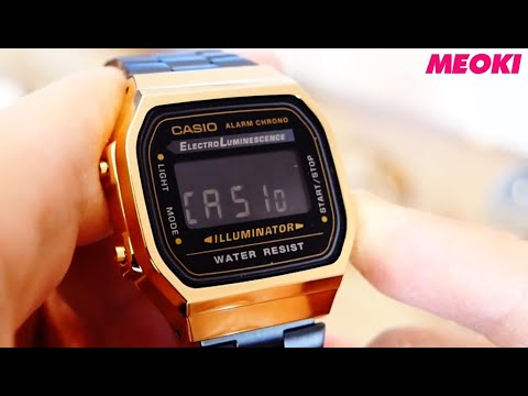 Casio Authenticity Check - Is Your Casio Watch A Real Original?