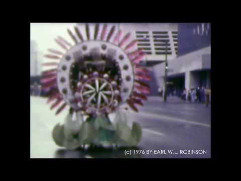 Caribana 1976, Toronto (By Earl W.L. Robinson)