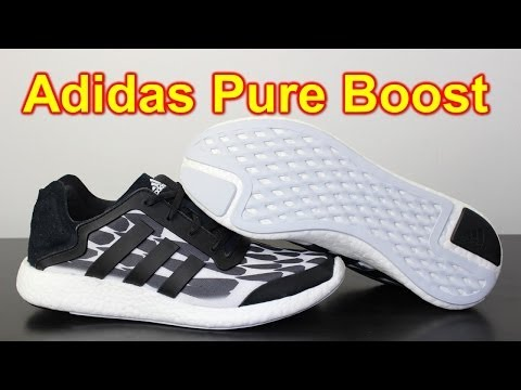 adidas-pure-boost-battle-pack---unboxing-+-on-feet