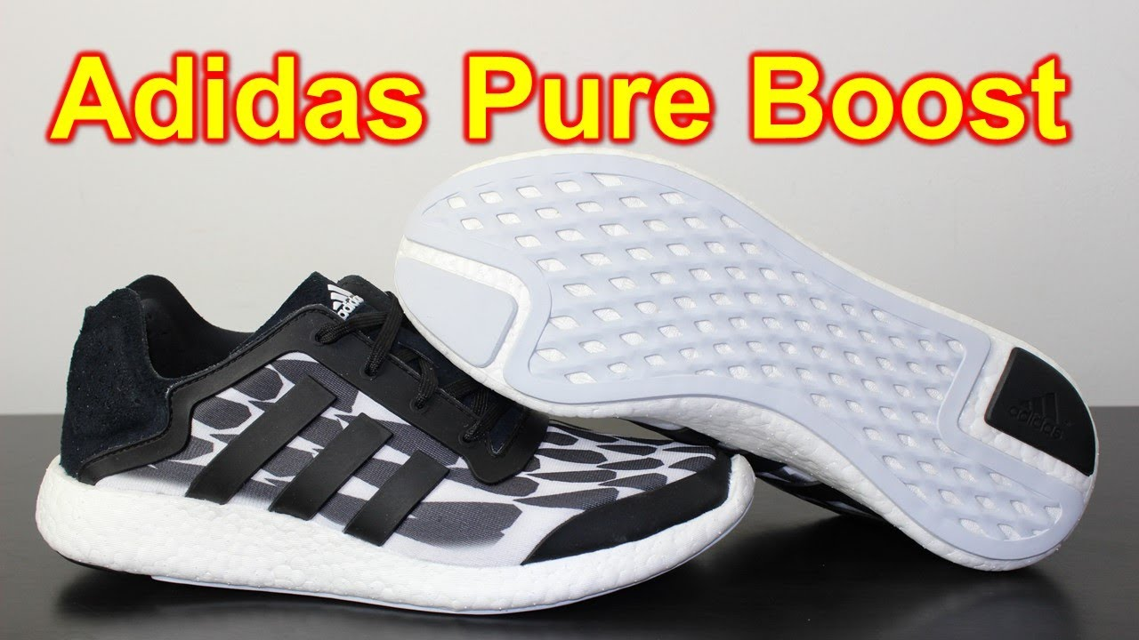 8d0b17caa72d3 Adidas Pure Boost Battle Pack - Unboxing + On Feet - YouTube