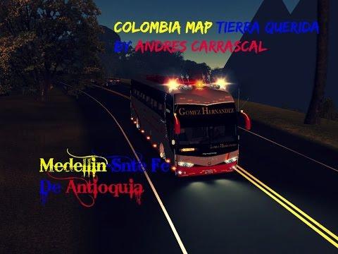 Medellin - Santa Fe De Antioquia (Colombia Tierra Querida V4)
