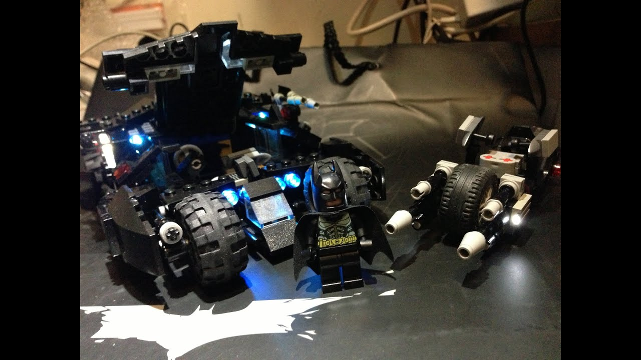 lego dimensions how to make the batmobile