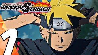Naruto to Boruto Shinobi Striker - Gameplay Walkthrough Part 1 - Story Mode (Full Game) PS4 PRO thumbnail
