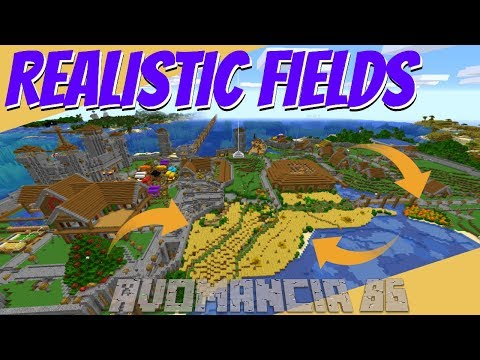 How to Build a Minecraft World: Minecraft Survival Guide to Fields & Outside Areas Avomancia 86 Avom
