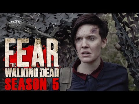 Fear The Walking Dead Season 5 Episode 5 - The End of Everything - Video Review!