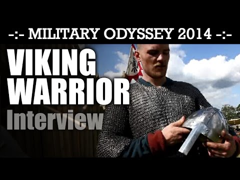 Viking Warrior Interview Military Odyssey 2014   HD