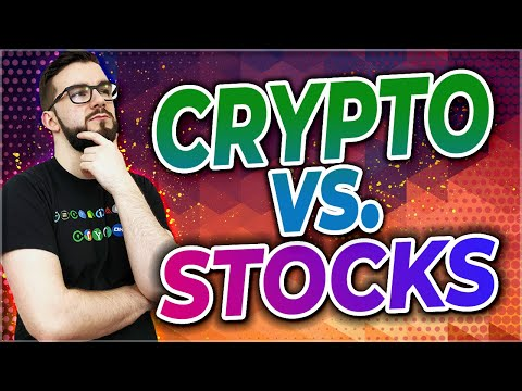 ▶️ The Main Differences Between Crypto & Stock Investing | EP#381