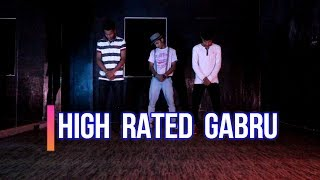 Guru randhawa: high rated gabru official song | manj musik | t-series | dance | teamfab