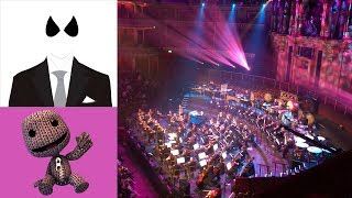 Little Big Planet The Gardens - LIVE at PlayStation in Concert  by Mat Clark & Kenneth Young