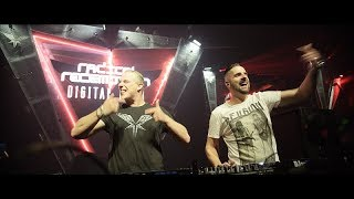 Смотреть клип Radical Redemption & Digital Punk - Kick Op Je Bek