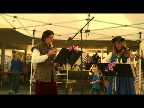 English Country Dance Music - Mrs. Savage's Whim: Violin and Recorder