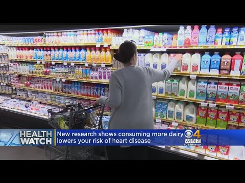 New Research Shows Consuming More Dairy Lowers Heart Disease Risk