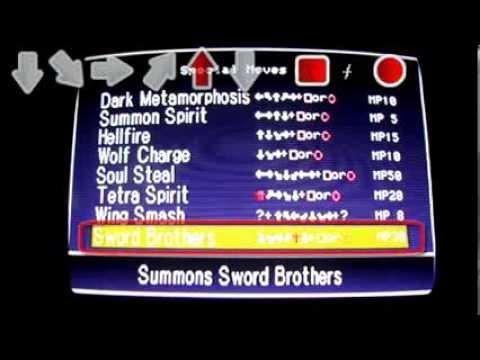 Castlevania SOTN  Sword Familiar BUG  GOLD