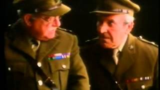 cadbury s wispa dad s army arthur lowe and john le mesurier advert