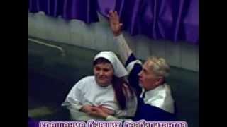 Крещение в баптистской церкви 03.11.2013 г.