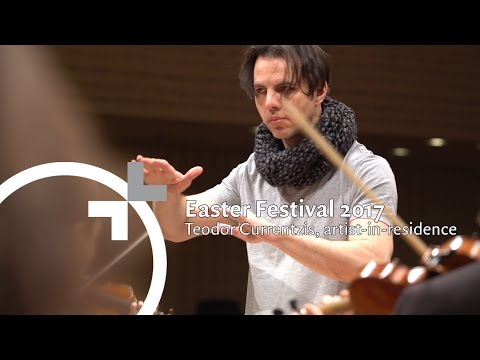 Easter Festival 2017: Teodor Currentzis, artist-in-residence